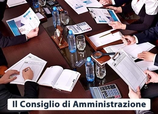 Consiglio Amministrazione