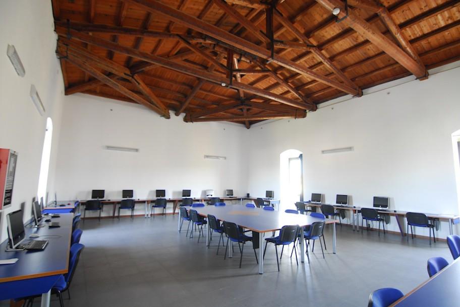 CUMO - Ex Istituto Carlo Giavanti a NOTO