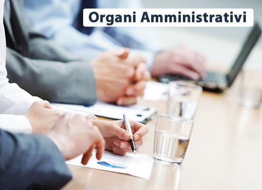 Organi Amministrativi CUMO