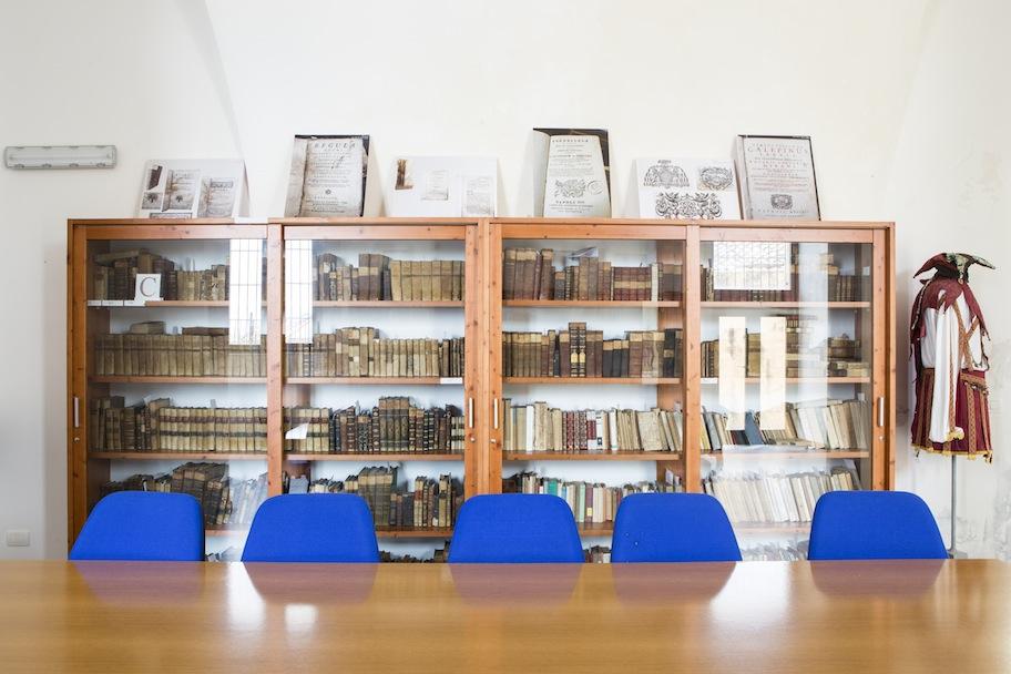 Biblioteca CUMO - Ex Istituto Carlo Giavanti a NOTO