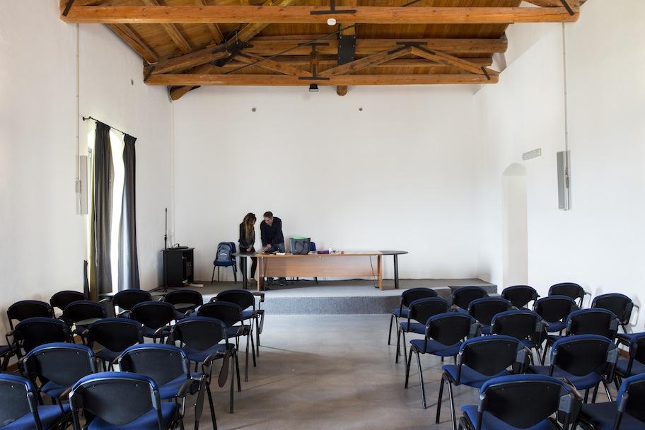 Aule CUMO - Ex Istituto Carlo Giavanti a NOTO